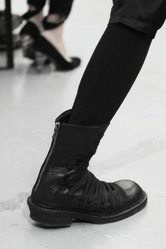 Jerick Hoffer boots.