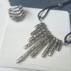 Jewelry, ring, silver, danon, handmade, necklace