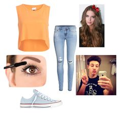 """""""Summer with Cameron Dallas"""" by cheyenne-cullen ❤ liked on Polyvore"""