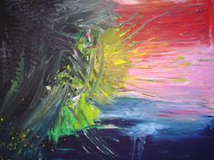 Colors of the dark, 70x100,2012