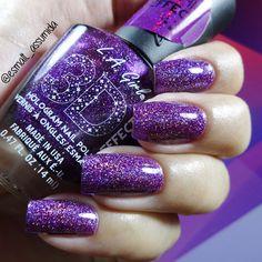 Purple Effect - L.A Girl