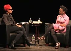 Owning Our Sexuality-Authors Chimamanda Ngozi Adichie and Zadie Smith sat down to discuss a wide variety of topics, including Beyoncé, representation of black women, hair and more.