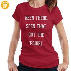 Been There Seen That Got The T Shirt Women's T-Shirt (*Partner-Link)