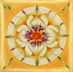Mandala de Amor por Sylwia Horosz
