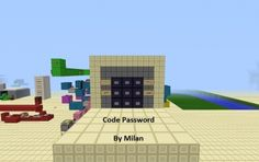 9 Digit Combination Lock Minecraft Redstone, Minecraft Stuff, Minecraft Ideas, Minecraft Buildings, Minecraft Creations, Combination Locks, Willis Tower, Star Wars, Game