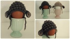 Eierwärmer häkeln * DIY * Crochet Egg Cozy [eng sub]