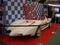 2008 Autoshow - Mach 5 Car Car, In This Moment, Cars, Awesome, Vehicles, Autos, Automobile, Vehicle, Car
