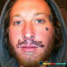 family tradition tattoo