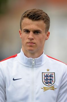 Solly March Photos Photos - Solly March of England during the Toulon Tournament Group B match between England and Qatar at the Leo Legrange Stadium on May 22, 2014 in Toulon, France. - England v Qatar