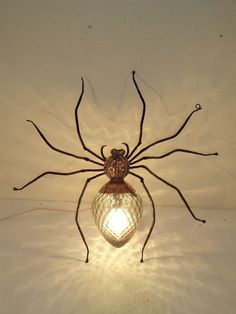 insect light, about 50x53 cm/ 20 in... can stand or sit. Unusual!More Pins Like This At FOSTERGINGER @ Pinterest