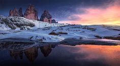 Drei Zinnen, Dolomites, Italy - Google Search