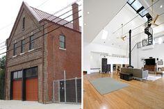 warehouse apartment