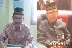 Drs Nasrul Yuliansyah MPd & Drs H Suherman Amin