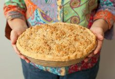 French Crumble Apple Pie by ana