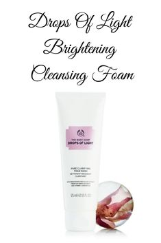 A rich and creamy foam cleanser to clarify and purify the skin. A rich and creamy lather Deeply purifies and cleanses the skin, without over-drying or stripping the skin of precious moisture The Body Shop, Cleanses, Moisturizer, Cosmetics, Pure Products, Moisturiser, Cleanser