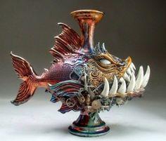 Сумасшедшая керамика
