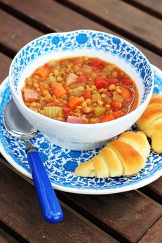the only lentil soup recipe you'll ever need from @عبدالعزيز الجسار Bukhamseen Week for Dinner