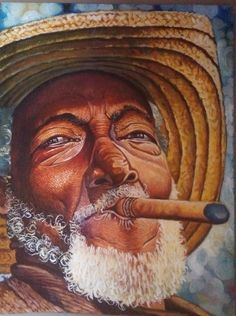 Cigar Star carries a large selection of luxury humidors and cigar accessories available for purchase online across Canada. African American Art, Native American History, Cigar Art, Cigar Humidor, Father Time, Pipes And Cigars, Popular Artists, Cuban Cigars, Tattoo Man