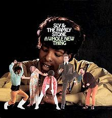 "Sly & the Family Stone - ""A Whole New Thing"" ('67)"