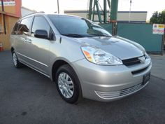 2005 #Toyota #Sienna, 87,297 miles, listed on CarFlippa.com for $11,500 under used cars.
