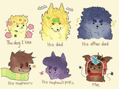 Jojo's characters as dogs Jojo's Bizarre Adventure Anime, Jojo Bizzare Adventure, Chibi, Fanart, Comic Anime, Jonathan Joestar, Jojo's Adventure, Jojo Anime, A Silent Voice