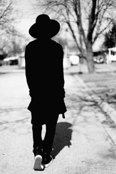 black is my favorite color<3