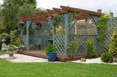 backyard pergola ideas | Pergola Design Tips And Ideas | Pictures, Kits