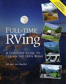 Full-Time RVing: A Complete Guide to Life on the Open Road by Bill Moeller, http://www.amazon.com/dp/0934798346/ref=cm_sw_r_pi_dp_aF-4pb118KRPE This Item is for sale at LB General Store on Amazon – Amazon Prime http://www.amazon.com/gp/aag/main?ie=UTF8=B0037KLMNO=1==ATVPDKIKX0DER=A313BEJNASXLBN
