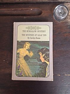 Nancy Drew book. Bungalow Mystery and by VintageHappinessTime, $8.50