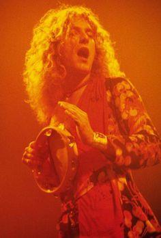 Robert Plant 1975