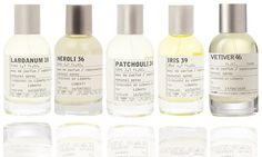Le Labo fragrances absolutely positively crazy about them!!!