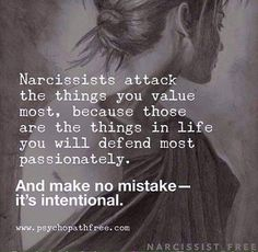 There is no mistake when it comes to who and what abusers target, it is intentional!