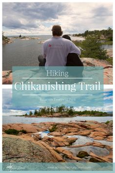 Hiking the Chikanishing Trail in Killarney Provincial Park, Ontario. Ontario Camping, Ontario Travel, Ontario Provincial Parks, America City, North America, Ontario Parks, Great Lakes Region, Canadian Travel, Newfoundland And Labrador