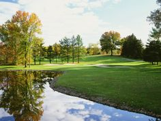 Casperkill Golf Club is one of the many public golf courses in the area | #Marist