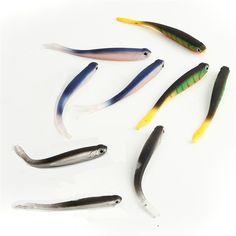3pcs 12cm 7.1 g pesca con cebo tiddler suave señuelos señuelo del agua salada