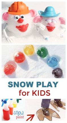22+ fun and creative ways for kids to play in the snow #snow #snowplayideas #snowactivitiesforpreschool #growingajeweledrose #activitiesforkids Winter Crafts For Toddlers, Winter Activities For Kids, Educational Activities For Kids, Winter Kids, Science For Kids, Toddler Crafts, Toddler Activities, Preschool Activities, Crafts For Kids
