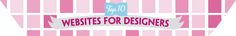 Top 10 Websites for Designers
