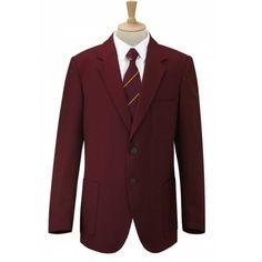 Adults-Maroon-Burgandy-Blazers-RRP-39-99-School-Uniform-by-Trutex-others-NEW