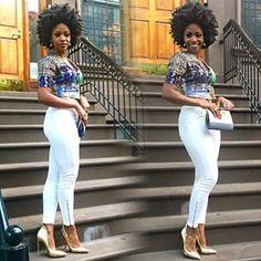 ✨ @teyonahparris #Hair2mesmerize #naturalhair #healthyhair  #naturalhairjourney #naturalhairstyles #blackhairstyles #teamnatural #transitioning