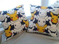 Pokemon Throw Pillow Adult/Kid/Toddler by StorksLandingPost on Etsy https://www.etsy.com/listing/210382684/pokemon-throw-pillow-adultkidtoddler