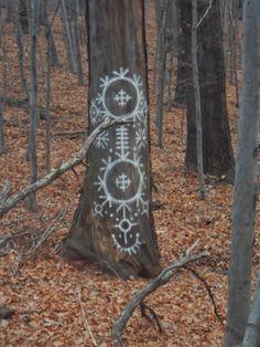 runes, magic symbols, slavs