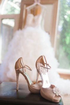 Must love wedding shoes!!!