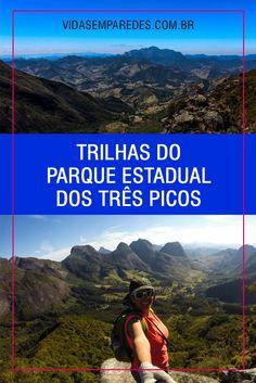Trilhas do Parque Estadual dos Três Picos em Nova Friburgo, dicas de trilhas no Rio