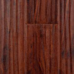 Dream Home - Kensington Manor - 12mm Imperial Teak Handscraped Laminate :Lumber Liquidators