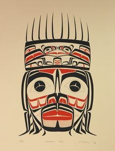 Image result for roy henry vickers tribal art