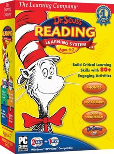 TLC Dr Seuss Reading Learning System 2008 ** You can find more details by visiting the image link.