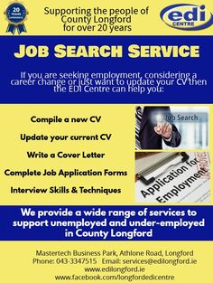 Let us help you with your job search