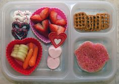 Must make this for the girls on Valentine's Day!