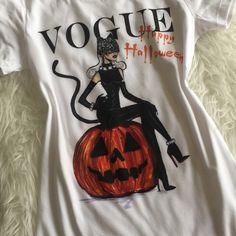Vogue Cat-woman Custom Tshirt Halloween