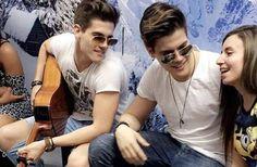 Breno e Caio César lançam novos vídeos com ações especiais para os fãs
